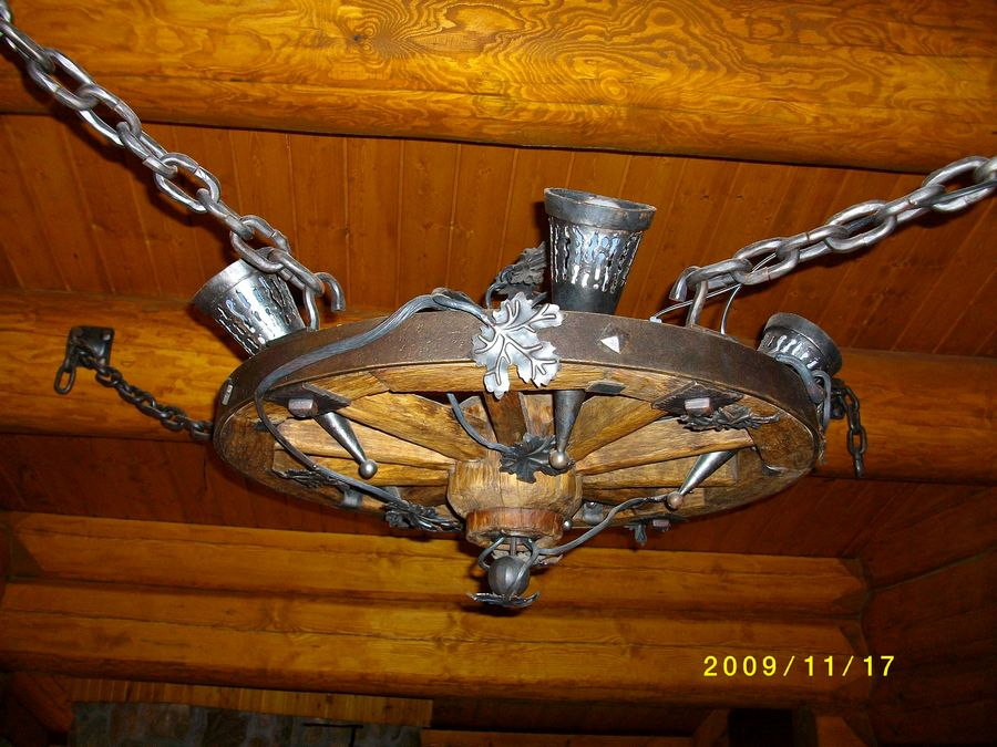 Forged lamps